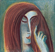 Magdalena (Woman weeping)